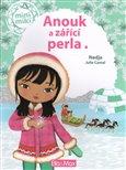 Obálka knihy Anouk a zářicí perla