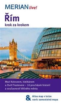 Řím krok za krokem - Merian Live! - Ulrike Koltermann