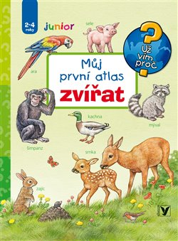 Můj první atlas zvířat - Anne Möllerova