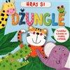 Obálka knihy Džungle - Hraj si