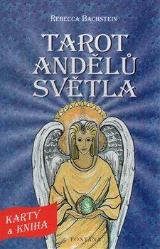 Tarot andělů světla - karty - Rebecca Bachstein