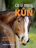 Obálka knihy Co si myslí kůň