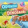Obálka knihy Odvážní dinosauři