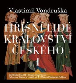 Obálka titulu Hříšní lidé Království českého I
