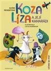 Obálka knihy Koza Líza a její kamarádi