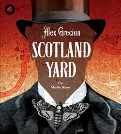 Scotland Yard, CD - Alex Grecian