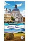 Obálka knihy Kalendář nástěnný 2018 - Zaostřeno na Itálii