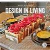 Obálka knihy Kalendář nástěnný 2018 - Design in Living/Marc Wouters