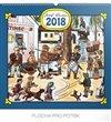 Obálka knihy Kalendář nástěnný 2018 Josef Lada - Náves