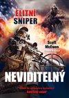 Obálka knihy Elitní sniper: Neviditelný