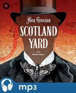 Scotland Yard, mp3 - Alex Grecian