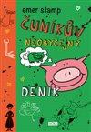 Obálka knihy Čuníkův neobyčejný deník