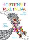 Obálka knihy Hortensie Malinová