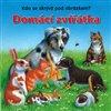 Obálka knihy Domácí zvířátka – kdo se skrývá pod obrázkem