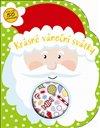 Obálka knihy Krásné vánoční svátky - Více než 50 samolepek