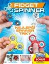 Obálka knihy Fidget Spinner - Nejlepší spinner triky