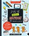 Obálka knihy Jak se naučit animovat v 10 snadných lekcích