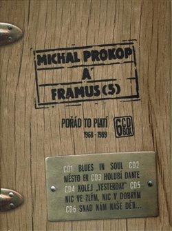 Michal Prokop a Framus Five - Pořád to platí 1968-1989 CD
