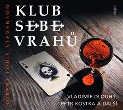 Klub sebevrahů, CD - Robert Louis Stevenson