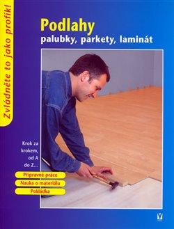 Podlahy - palubky, parkety, laminát - kol.