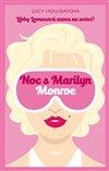 Obálka knihy Noc s Marilyn Monroe