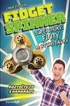 Obálka knihy Fidget Spinner - Super triky, finty a vychytávky