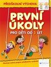 Obálka knihy První úkoly pro děti od 3 let