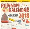 Obálka knihy Rodinný kalendář 2018