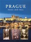 Obálka knihy Kalendář 2018 Prague nástěnný