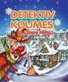 Obálka knihy Detektiv Koumes - Zimní případ