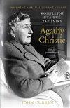 Obálka knihy Kompletní utajené zápisníky Agathy Christie - Zákulisí promyšlených vražd