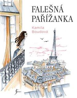 Obálka titulu Falešná Pařížanka