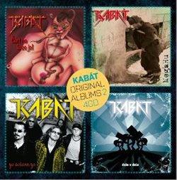 Original Albums 4CD vol.2 - Kabát
