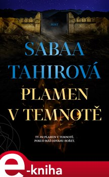 Plamen v temnotě - Sabaa Tahirová e-kniha