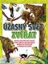 Obálka knihy Úžasný svět zvířat
