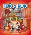 Obálka knihy Fuk a Puk ve městě