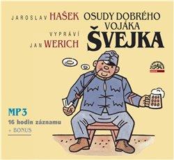 Osudy dobrého vojáka Švejka, CD - Jaroslav Hašek