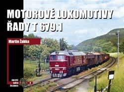 Motorové lokomotivy řady T 679.1 - Martin Žabka