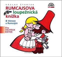 Rumcajsova loupežnická knížka. & Vánoce u Rumcajsů, CD - Václav Čtvrtek