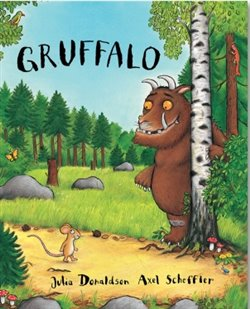 Gruffalo - Axel Scheffler, Julia Donaldson
