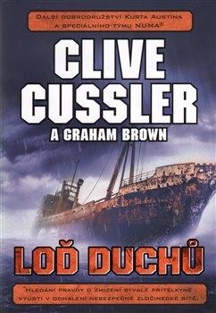 Loď duchů - Graham Brown, Clive Cussler