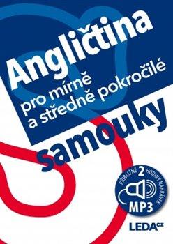 Angličtina pro mírně a středně pokročilé samouky + mp3 - Ludmila Kollmannová