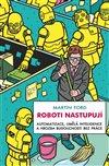 Obálka knihy Roboti nastupují