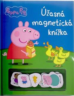 Peppa Pig - Prasátko Peppa - Úžasná magnetická knížka