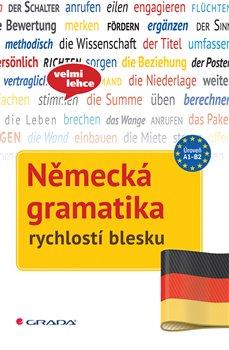 Německá gramatika rychlostí blesku - Sarah Fleer