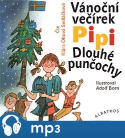 Vánoční večírek Pipi Dlouhé punčochy, mp3 - Astrid Lindgrenová