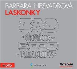 Laskonky, CD - Barbara Nesvadbová