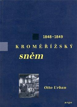 Obálka titulu Kroměřížský sněm 1848