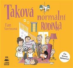 Taková normální rodinka, CD - Fan Vavřincová