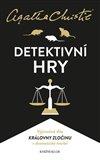 Obálka knihy Christie: Detektivní hry